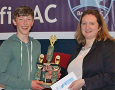 The Ballyfin AC Junior Mile